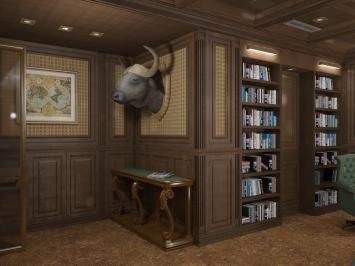 Охотничий кабинет