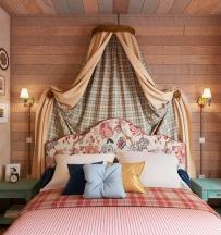 Спальня для молодых хозяев дома.